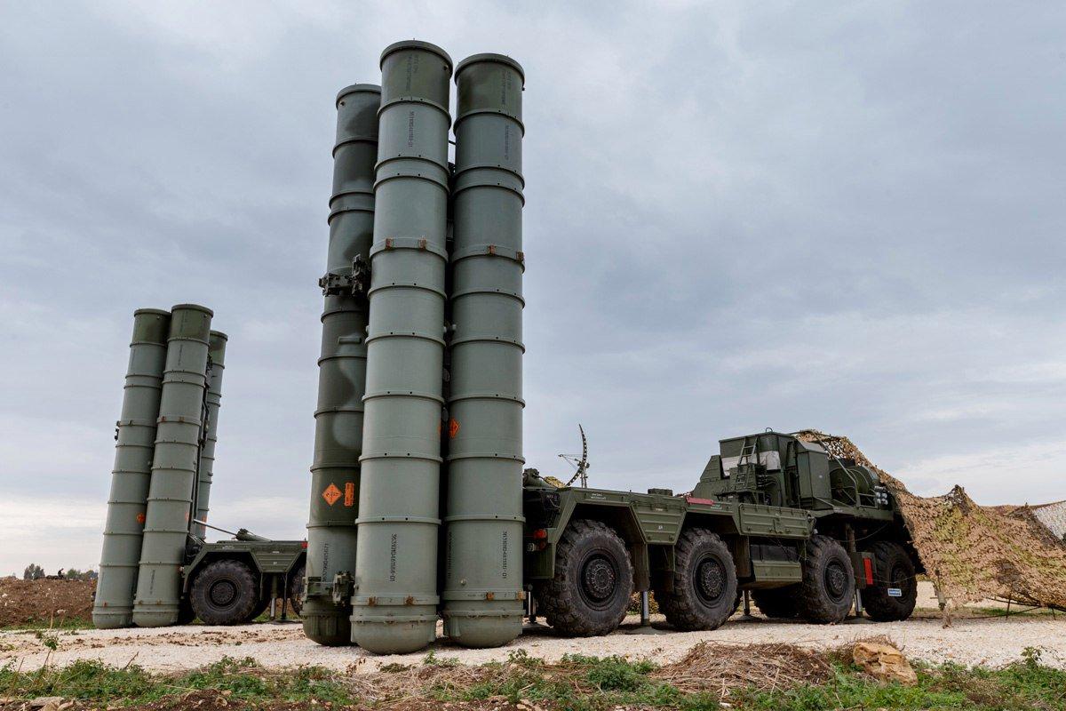 Σοκ σε Ουάσινγκτον και Τελ Αβίβ – Ο συριακός εναέριος χώρος ενοποιήθηκε και ελέγχεται από την ρωσική αεράμυνα – S-300 και S-400 »βλέπουν» προς Ισραήλ - Εικόνα2
