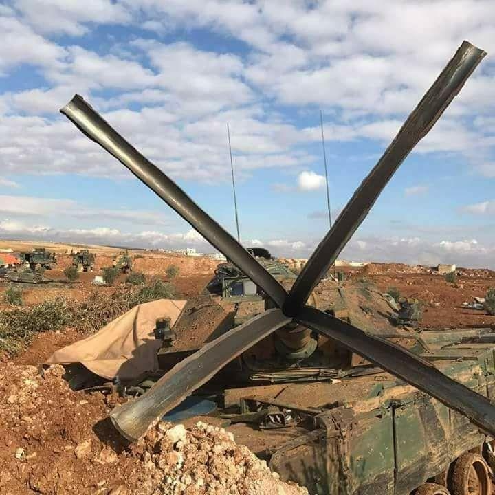 15.000 «μελλοθάνατοι» εισβάλλουν στο Αφρίν μετά την αποχώρηση της Ρωσίας με τα M60T Sabra να ανοίγουν σαν «μανιτάρια» - Εικόνα0