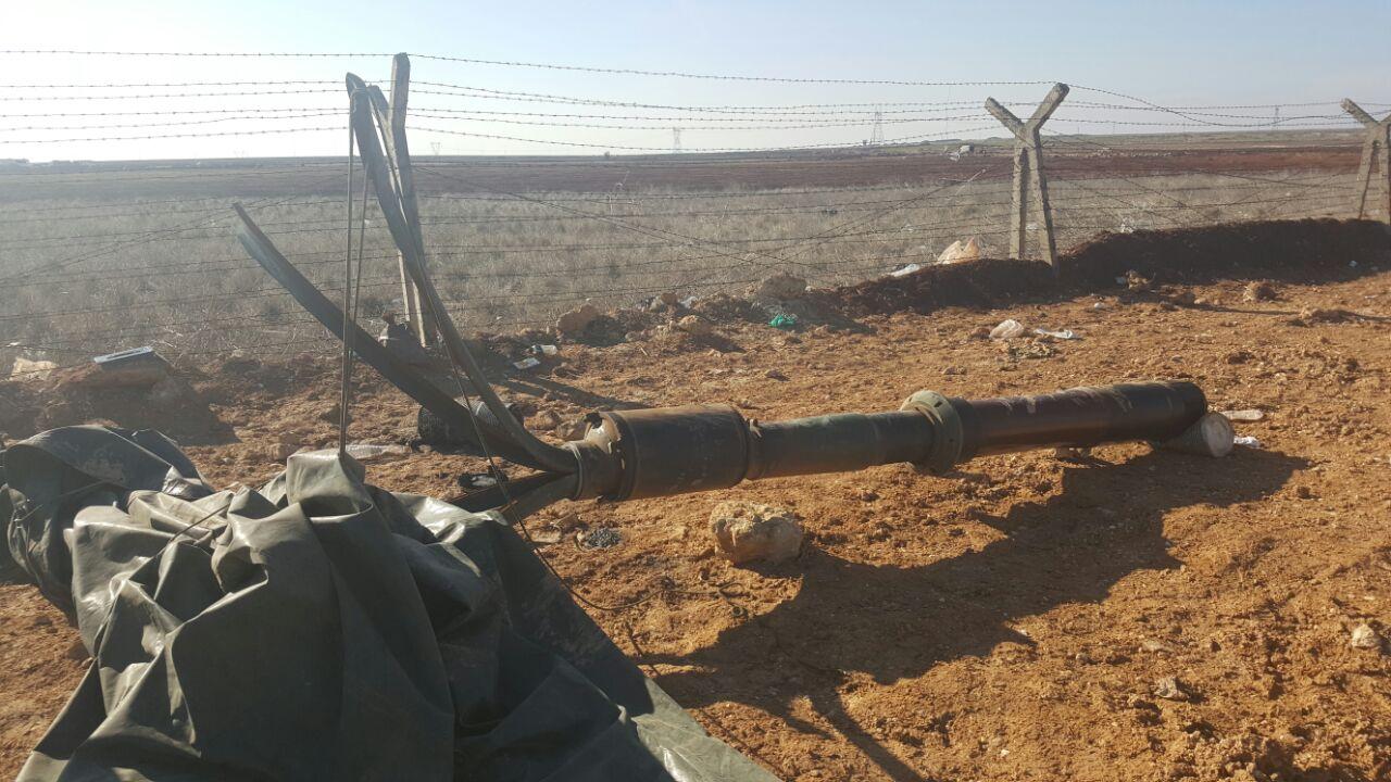 15.000 «μελλοθάνατοι» εισβάλλουν στο Αφρίν μετά την αποχώρηση της Ρωσίας με τα M60T Sabra να ανοίγουν σαν «μανιτάρια» - Εικόνα1