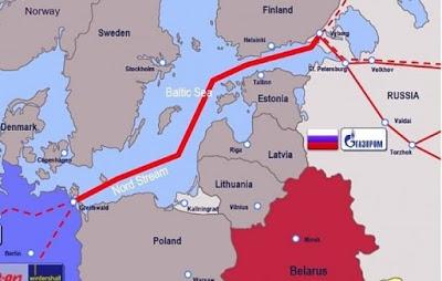«Η κατασκευή του 'Nord Stream 2' έκανε τη Γερμανία να μην συμμετάσχει στη Συρία», ισραηλινό δημοσίευμα - Εικόνα1