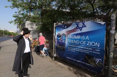 «Κύρο τον Μέγα» αποκαλούν τον Τραμπ οι ευαγγελικοί, την «ευλογία του Ιησού του Ναυή» του δίνουν οι ραβίνοι - Εικόνα5