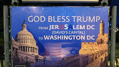 «Κύρο τον Μέγα» αποκαλούν τον Τραμπ οι ευαγγελικοί, την «ευλογία του Ιησού του Ναυή» του δίνουν οι ραβίνοι - Εικόνα7