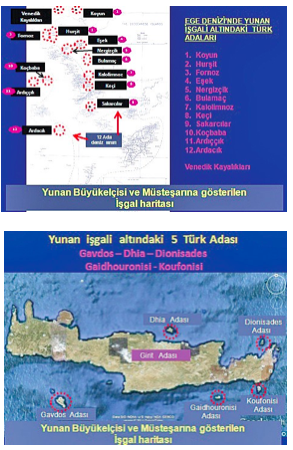 """""""Κάναμε μάθημα στους Έλληνες για τα νησιά που κατέχουν παράνομα""""! Περίεργο τουρκικό δημοσίευμα - Εικόνα1"""