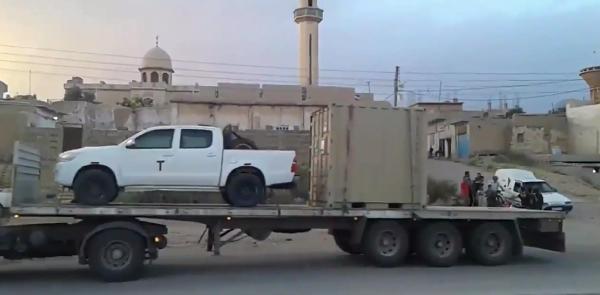 """""""Οι Αμερικανοί στέλνουν οπλική βοήθεια στους Κούρδους της Συρίας παραβιάζοντας τη συμφωνία του ΝΑΤΟ"""" - Εικόνα4"""