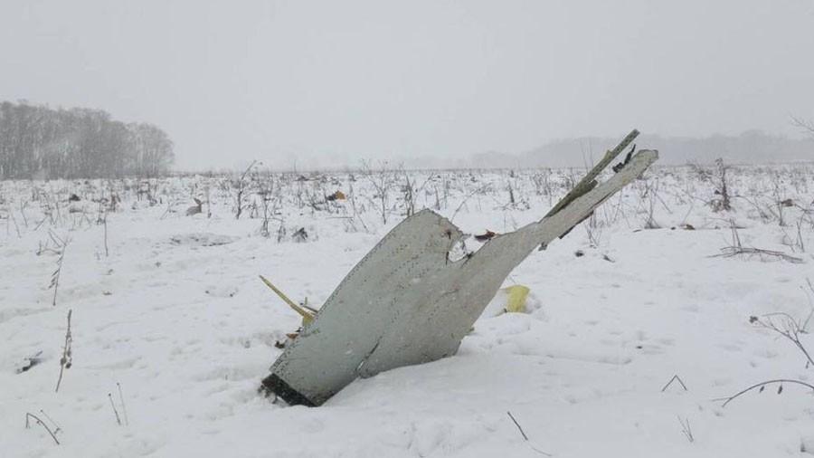 Αεροπορική τραγωδία στη Ρωσία: Αναζητούν στο χιόνι τα αίτια της συντριβής - Εικόνα 3