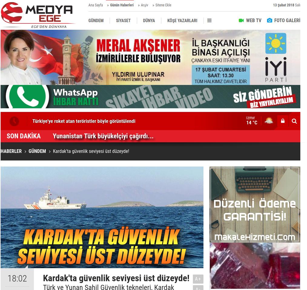 Η Αγκυρα κλιμακώνει την ένταση: «Τα Ιμια ανήκουν στην Τουρκία» - Εικόνα10