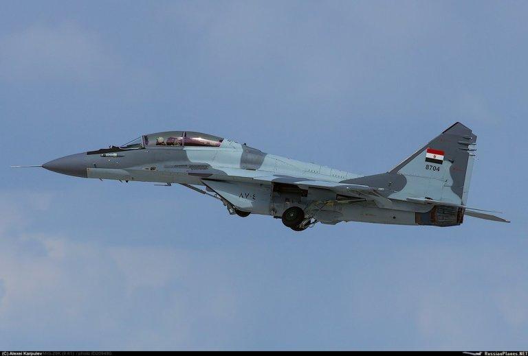 Αιφνιδιασμός από Μόσχα: Έτοιμη η ναυτική έκδοση του Αιγυπτιακού MiG-29M/35 και το 9ο πρωτότυπο του Τ-50 PAK FA - Εικόνα0