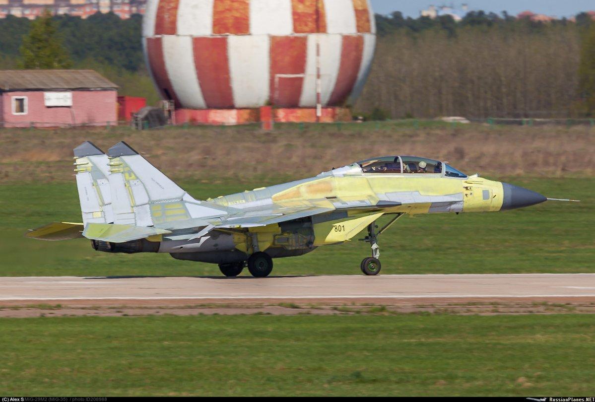 Αιφνιδιασμός από Μόσχα: Έτοιμη η ναυτική έκδοση του Αιγυπτιακού MiG-29M/35 και το 9ο πρωτότυπο του Τ-50 PAK FA - Εικόνα1