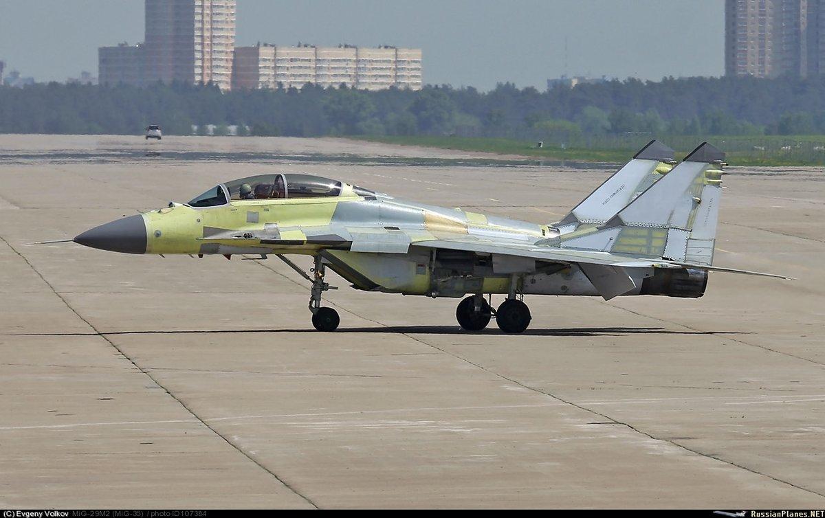 Αιφνιδιασμός από Μόσχα: Έτοιμη η ναυτική έκδοση του Αιγυπτιακού MiG-29M/35 και το 9ο πρωτότυπο του Τ-50 PAK FA - Εικόνα2