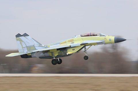 Αιφνιδιασμός από Μόσχα: Έτοιμη η ναυτική έκδοση του Αιγυπτιακού MiG-29M/35 και το 9ο πρωτότυπο του Τ-50 PAK FA - Εικόνα3