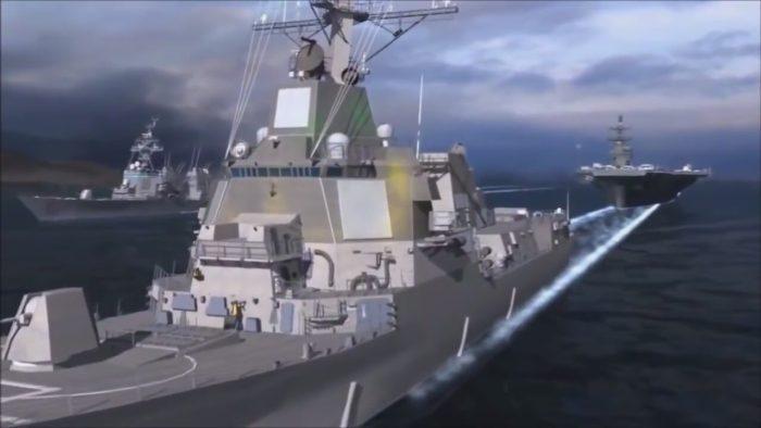 Αιφνιδιασμός: Η Τουρκία κάτω από άκρα μυστικότητα κατασκεύασε ηλεκτρομαγνητικό πυροβόλο και όπλο Laser για τις νέες Φρεγάτες TF-2000 επιθυμώντας κυριαρχία στην Α.Μεσόγειο - Εικόνα0
