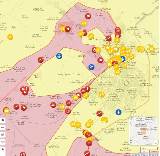 Τι ακριβώς συμβαίνει στο Κιρκούκ; Ποιος Κούρδος παράγοντας απέσυρε τις δυνάμεις του από το μέτωπο και γιατί; - Εικόνα4