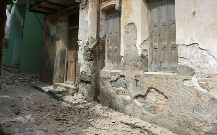 Alert! Δέκα τραυματίες από τον σεισμό των 6,1 Ρίχτερ στη Λέσβο - Εικόνα 4