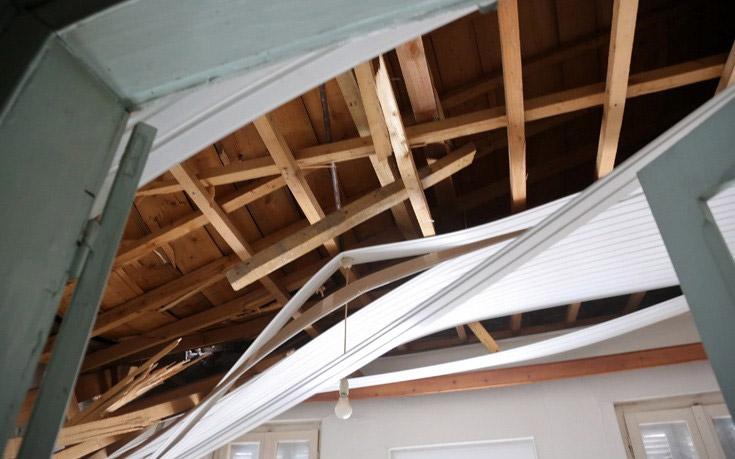 Alert! Δέκα τραυματίες από τον σεισμό των 6,1 Ρίχτερ στη Λέσβο - Εικόνα 7