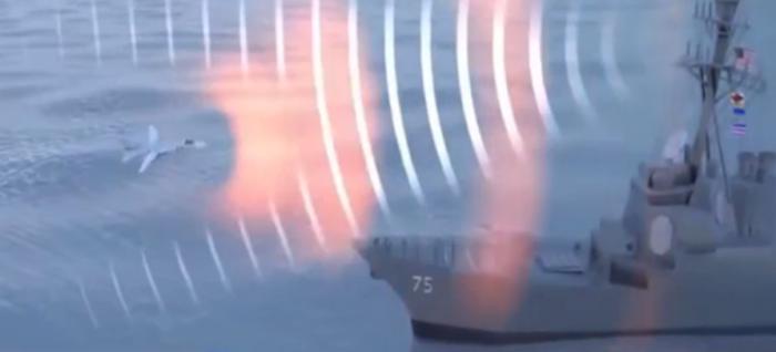 Τα Αμερικανικά ΜΜΕ μεταδίδουν πληροφορίες ΣΟΚ και ΔΕΟΣ:  Η Ρωσία διαθέτει «ηλεκτρονική βόμβα» που μπορεί να εξαλείψει ολόκληρο το ναυτικό των ΗΠΑ σε Συρία και Ειρηνικό! (βίντεο) - Εικόνα0