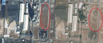 Η αμερικανική βάση στη Συρία φωτογραφίζεται από δορυφόρο - Εικόνα1