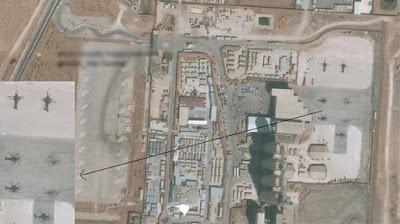 Η αμερικανική βάση στη Συρία φωτογραφίζεται από δορυφόρο - Εικόνα2