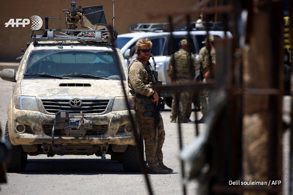 Το Αμερικανικό πυροβολικό στοχεύει Τούρκους: Επιστράτευση και επίθεση κατά των τουρκικών δυνάμεων σε Azaz- Jarablus ανακοίνωσαν οι Κούρδοι – «Στέρεψε» ο ποταμός Ευφράτης -Εικόνες - Εικόνα2