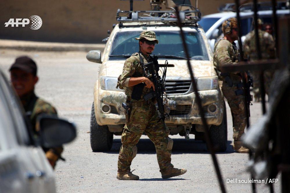 Το Αμερικανικό πυροβολικό στοχεύει Τούρκους: Επιστράτευση και επίθεση κατά των τουρκικών δυνάμεων σε Azaz- Jarablus ανακοίνωσαν οι Κούρδοι – «Στέρεψε» ο ποταμός Ευφράτης -Εικόνες - Εικόνα3