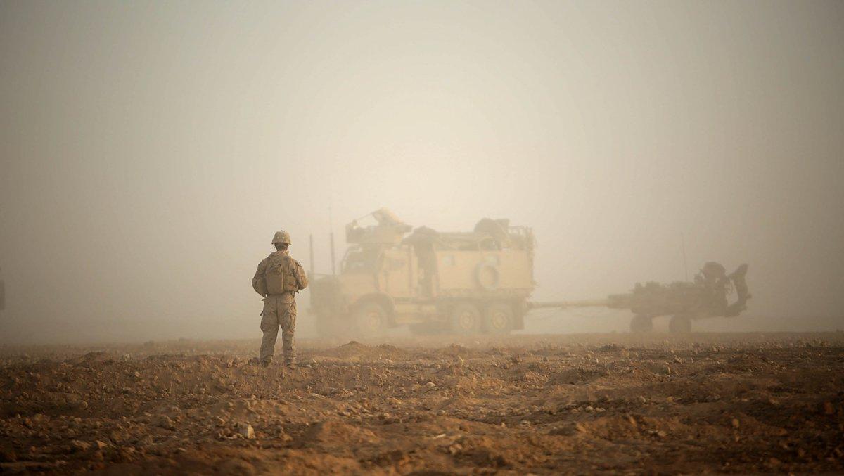 Το Αμερικανικό πυροβολικό στοχεύει Τούρκους: Επιστράτευση και επίθεση κατά των τουρκικών δυνάμεων σε Azaz- Jarablus ανακοίνωσαν οι Κούρδοι – «Στέρεψε» ο ποταμός Ευφράτης -Εικόνες - Εικόνα7