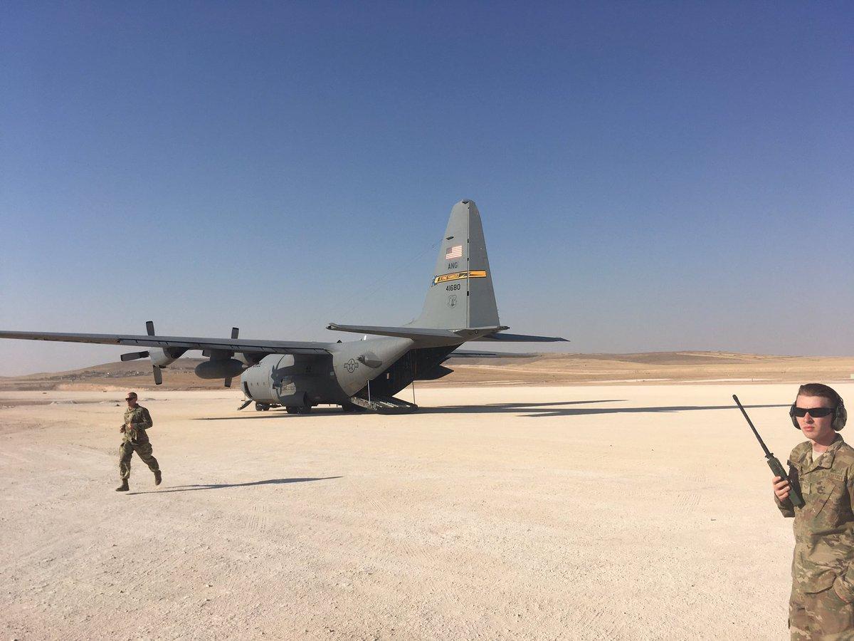 Το Αμερικανικό πυροβολικό στοχεύει Τούρκους: Επιστράτευση και επίθεση κατά των τουρκικών δυνάμεων σε Azaz- Jarablus ανακοίνωσαν οι Κούρδοι – «Στέρεψε» ο ποταμός Ευφράτης -Εικόνες - Εικόνα9
