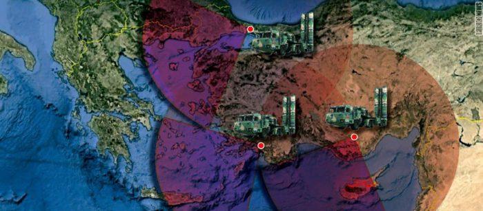 Αμυντική Συνθήκη Ρωσίας-Τουρκίας: Στον επιχειρησιακό έλεγχο της Ρωσίας Εβρος-Στενά-Αιγαίο – Ρώσοι θα χειρίζονται τους S-400 - Εικόνα0