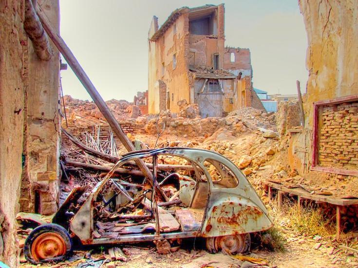 Ανατριχιαστικά «στοιχειωμένα χωριά» σε όλον τον κόσμο (εικόνες) - Εικόνα15