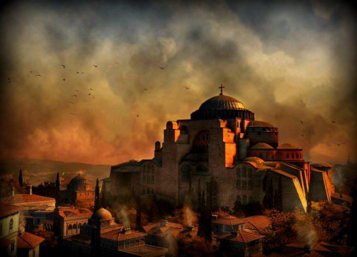 Οι ανατριχιαστικές προβλέψεις της Baba Vanga και οι προφητείες των Αγίων μας – Η άνοδος του ISIS, η εκλογή Τραμπ και η εισβολή των μουσουλμάνων στην Ευρώπη - Εικόνα0