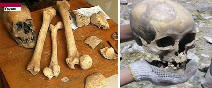 Αναζητώντας αρχαιολογικές αποδείξεις για την ύπαρξη γιγάντων - Εικόνα4