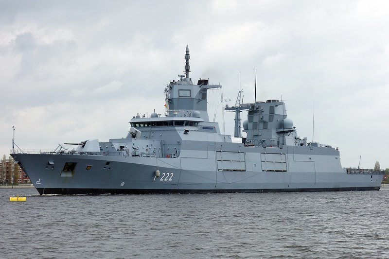 Ανήκουστο: Το γερμανικό Πολεμικό Ναυτικό ξεμένει από πλοία! - Εικόνα