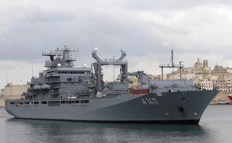 Ανήκουστο: Το γερμανικό Πολεμικό Ναυτικό ξεμένει από πλοία! - Εικόνα1
