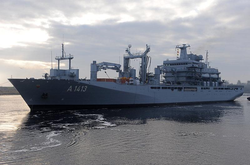 Ανήκουστο: Το γερμανικό Πολεμικό Ναυτικό ξεμένει από πλοία! - Εικόνα2