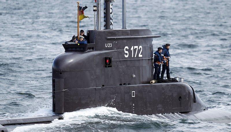 Ανήκουστο: Το γερμανικό Πολεμικό Ναυτικό ξεμένει από πλοία! - Εικόνα3