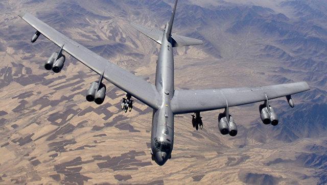 Οι ΗΠΑ ανοίγουν δύο μέτωπα: Στρατηγικά βομβαρδιστικά Β-52 οπλισμένα με πυρηνικά στα σύνορα της Ρωσίας -Η πόρτα του φρενοκομείου άνοιξε – Θα χτυπήσουν Α.Ουκρανία - Εικόνα0