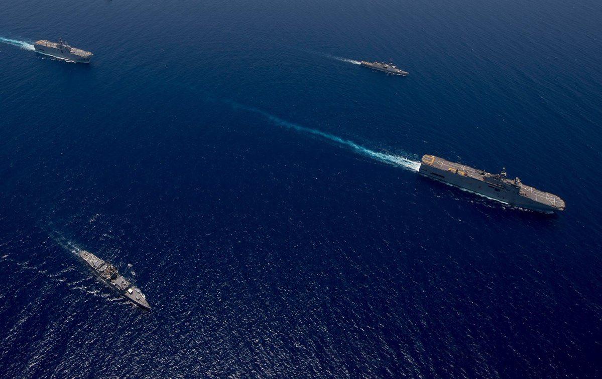Απέπλευσε για τη Μεσόγειο και ο Στόλος της Αιγύπτου: Τα κανόνια έξι χωρών έτοιμα να ανοίξουν πυρ εναντίον του τουρκικού Στόλου – Δείτε βίντεο - Εικόνα2