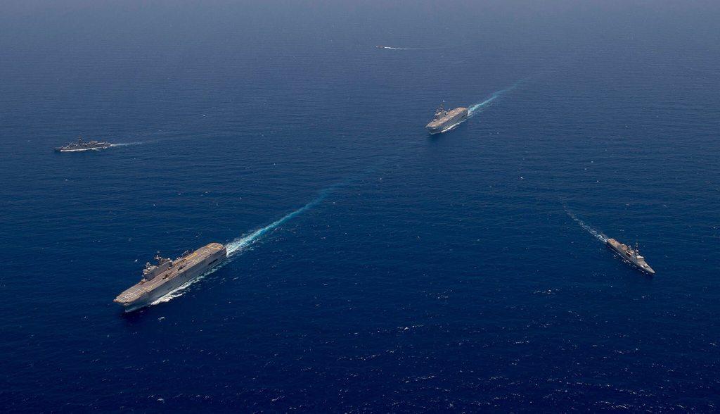 Απέπλευσε για τη Μεσόγειο και ο Στόλος της Αιγύπτου: Τα κανόνια έξι χωρών έτοιμα να ανοίξουν πυρ εναντίον του τουρκικού Στόλου – Δείτε βίντεο - Εικόνα3
