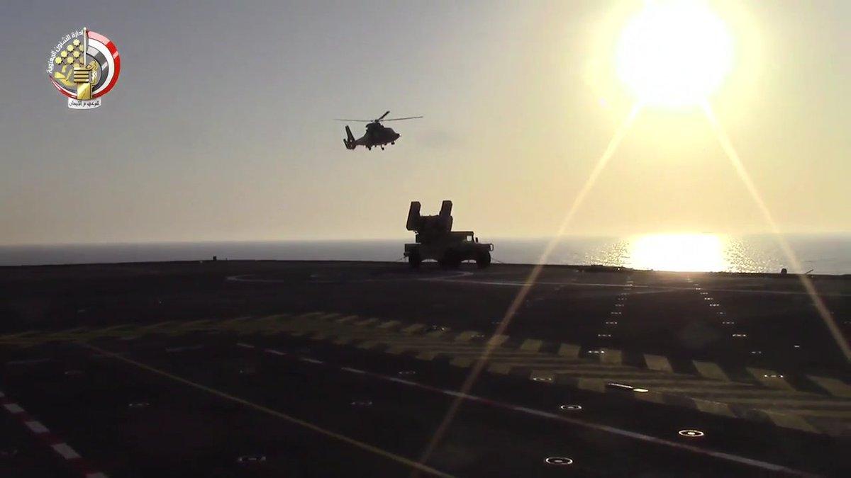 Απέπλευσε για τη Μεσόγειο και ο Στόλος της Αιγύπτου: Τα κανόνια έξι χωρών έτοιμα να ανοίξουν πυρ εναντίον του τουρκικού Στόλου – Δείτε βίντεο - Εικόνα5