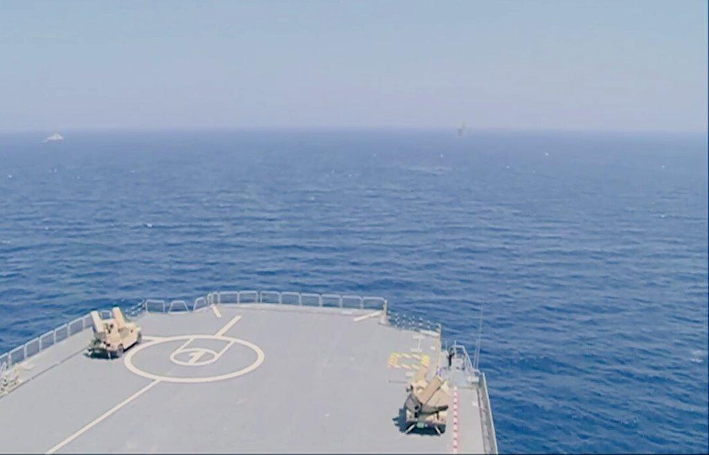 Απέπλευσε για τη Μεσόγειο και ο Στόλος της Αιγύπτου: Τα κανόνια έξι χωρών έτοιμα να ανοίξουν πυρ εναντίον του τουρκικού Στόλου – Δείτε βίντεο - Εικόνα6