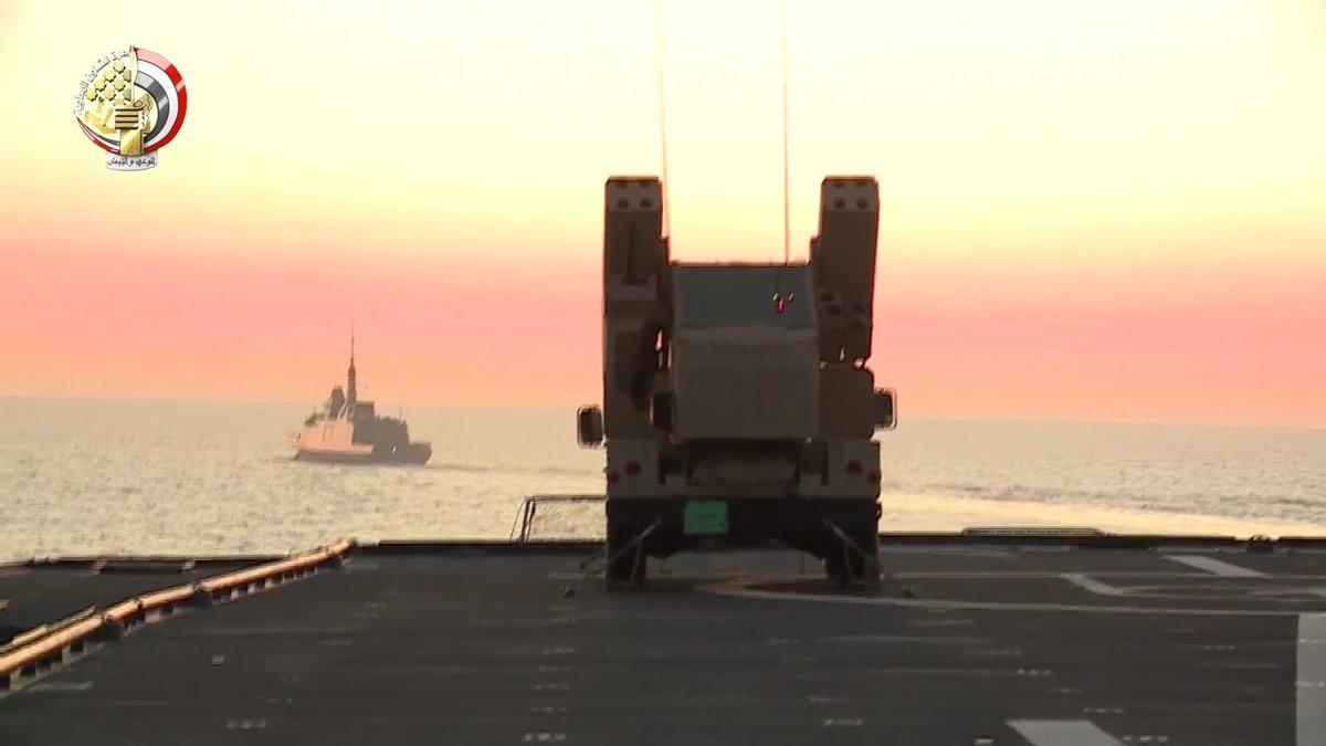 Απέπλευσε για τη Μεσόγειο και ο Στόλος της Αιγύπτου: Τα κανόνια έξι χωρών έτοιμα να ανοίξουν πυρ εναντίον του τουρκικού Στόλου – Δείτε βίντεο - Εικόνα7