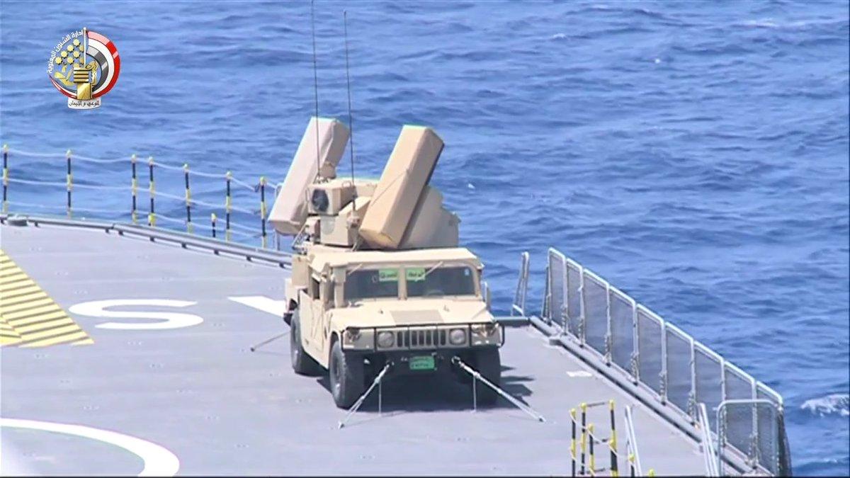 Απέπλευσε για τη Μεσόγειο και ο Στόλος της Αιγύπτου: Τα κανόνια έξι χωρών έτοιμα να ανοίξουν πυρ εναντίον του τουρκικού Στόλου – Δείτε βίντεο - Εικόνα8