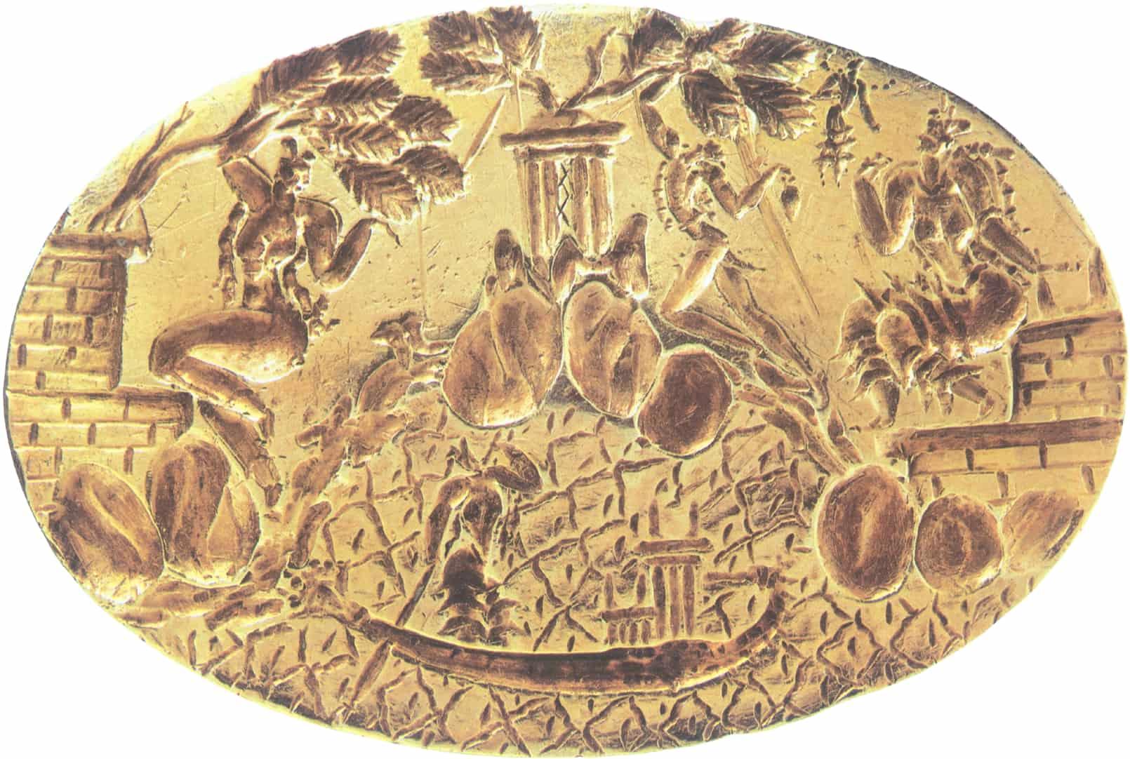 Τι «Αποκρυπτογραφεί» το Δαχτυλίδι του Μίνωα - Εικόνα1