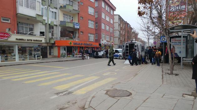 Απόπειρα δολοφονίας του Ρ.Τ.Ερντογάν! (εικόνες) - Εικόνα0