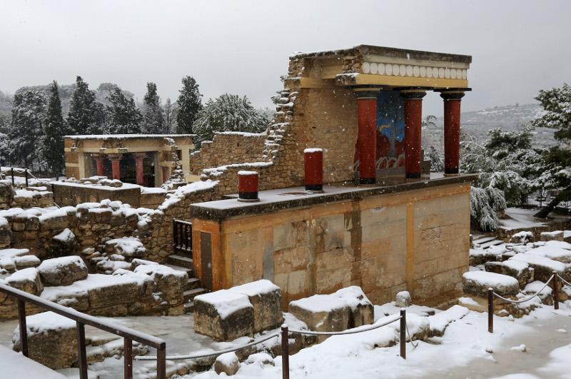 Τα αρχαία της Κνωσού όπως δεν τα έχετε ξαναδεί [εικόνες] - Εικόνα