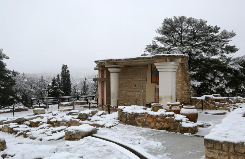 Τα αρχαία της Κνωσού όπως δεν τα έχετε ξαναδεί [εικόνες] - Εικόνα1