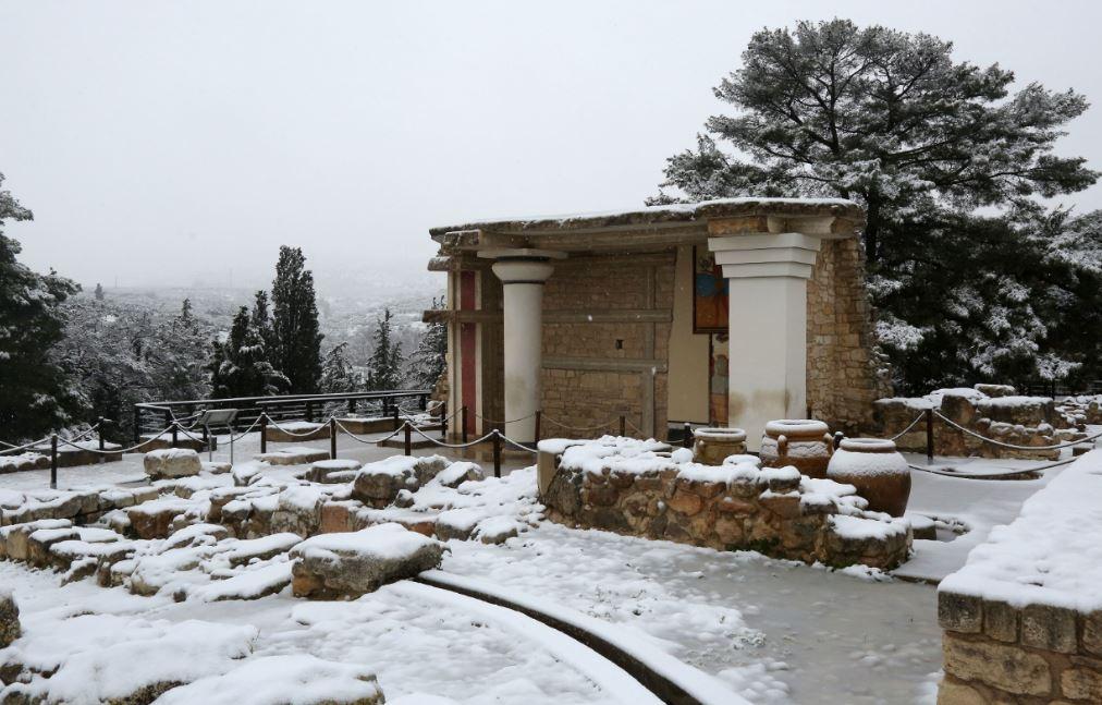 Τα αρχαία της Κνωσού όπως δεν τα έχετε ξαναδεί [εικόνες] - Εικόνα2