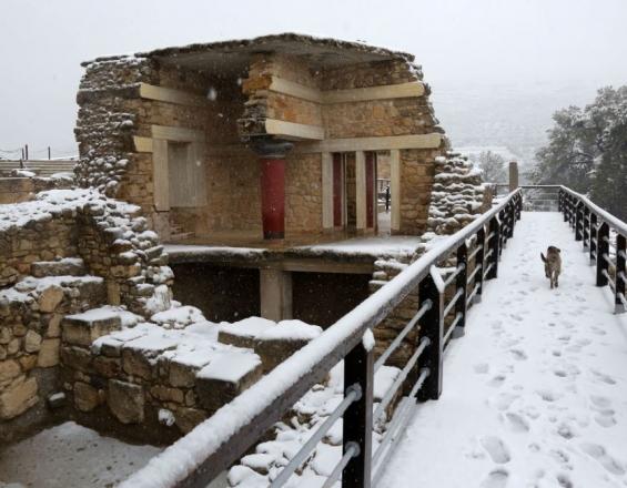Τα αρχαία της Κνωσού όπως δεν τα έχετε ξαναδεί [εικόνες] - Εικόνα4