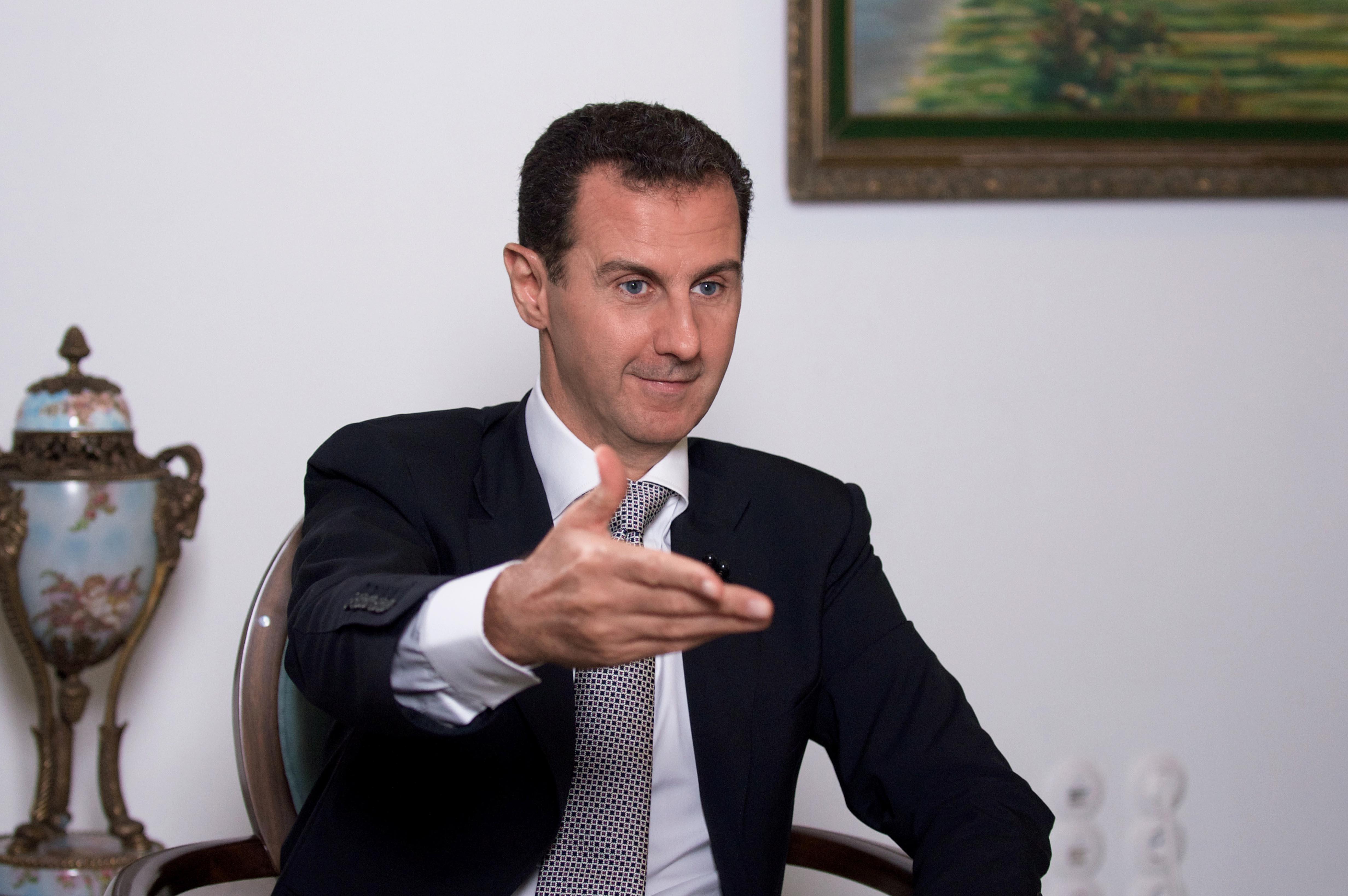 Άσαντ: o Eρντογάν παίζει το τελευταίο του χαρτί στο Χαλέπι.Χρησιμοποιεί το πραξικόπημα για να εφαρμόσει το πρόγραμμα των Αδερφών Μουσουλμάνων - Εικόνα1