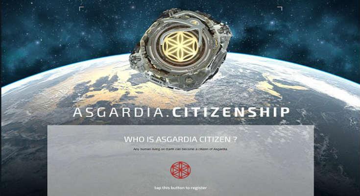Asgardia: Δημιουργήθηκε το πρώτο διαστημικό «έθνος» με το σύμβολο των Ιλλουμινάτι - Εικόνα2