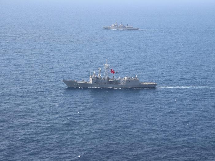 Άσχημες εξελίξεις: Σε εφαρμογή ΝΑΤΟϊκό σχέδιο αποκλεισμού της διόδου «Α.Μεσόγειος-Αιγαίο-Στενά-Μ.θάλασσα» – Απαγορεύουν τη δίοδο στους Ρώσους και «σπάνε» τη Συνθήκη του Μοντρέ - Εικόνα3