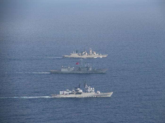 Άσχημες εξελίξεις: Σε εφαρμογή ΝΑΤΟϊκό σχέδιο αποκλεισμού της διόδου «Α.Μεσόγειος-Αιγαίο-Στενά-Μ.θάλασσα» – Απαγορεύουν τη δίοδο στους Ρώσους και «σπάνε» τη Συνθήκη του Μοντρέ - Εικόνα4